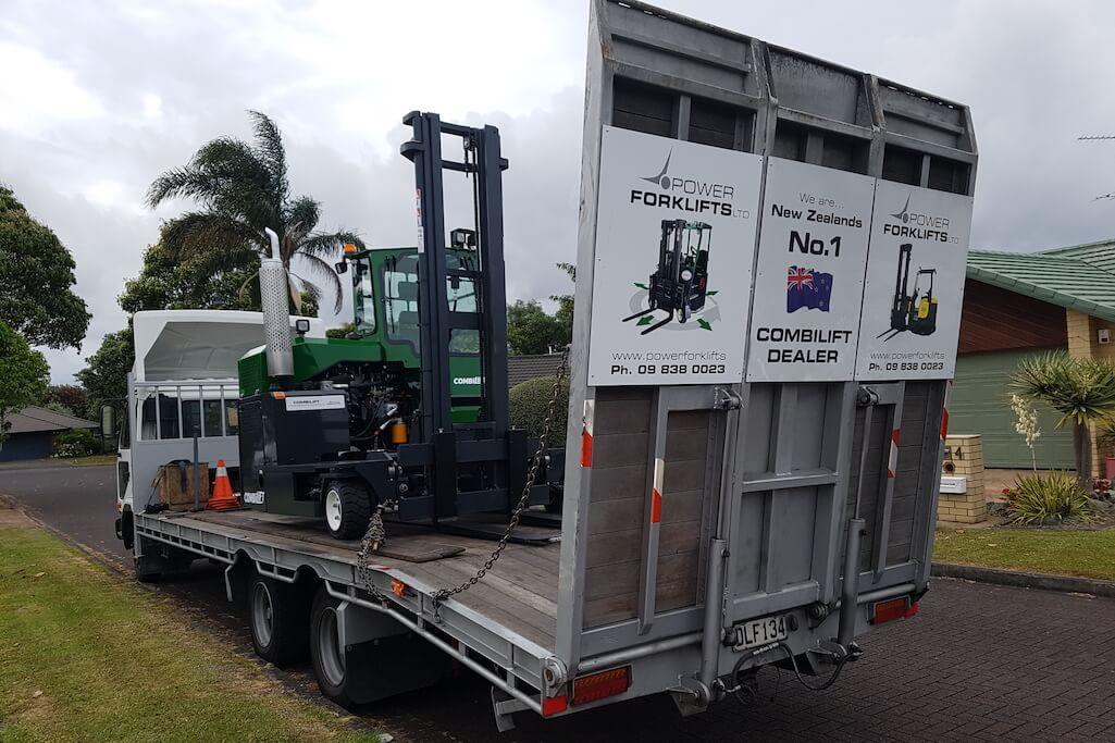 CombiLift Power Forklifts NZ
