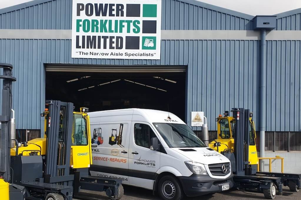 Power Forklifts Limited