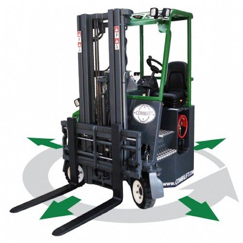 Combilift All Directional LPG and Diesel CB2500-CB4000